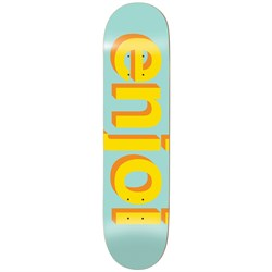 Enjoi Helvetica Neue 7.75 Skateboard Deck