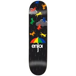 Enjoi Raining Cats & Dogs 8.25 Skateboard Deck