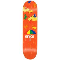 Enjoi Raining Cats & Dogs 8.0 Skateboard Deck