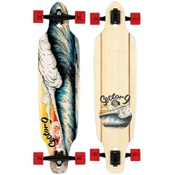 Sector 9 Macking Mini Lookout Longboard Complete