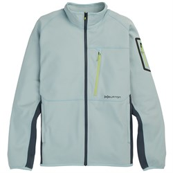 Burton AK Polartec® Grid Full-Zip Fleece