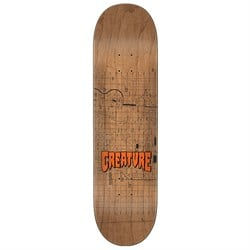 Creature Lockwood Plans 8.25 Skateboard Deck