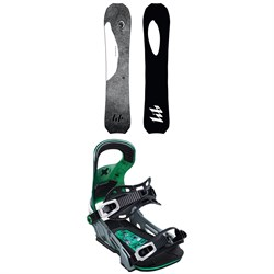 Lib Tech T.Rice Orca Snowboard ​+ Bent Metal Logic Snowboard Bindings 2020