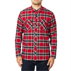 Fox Fusion Tech Flannel