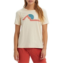 Burton Classic Retro Short-Sleeve T-Shirt - Women's