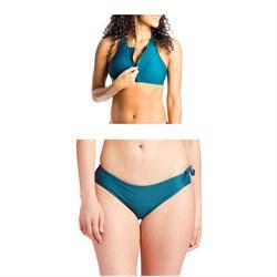 Sensi Graves Victoria Bikini Top + Graves Aurora Bikini Bottoms - Women's