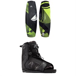 Liquid Force Classic Wakeboard ​+ Hyperlite Remix Wakeboard Bindings
