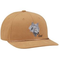Coal Wilderness Low Snapback Hat