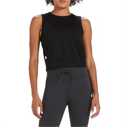 Vuori Lizette Crop Tank Top - Women's