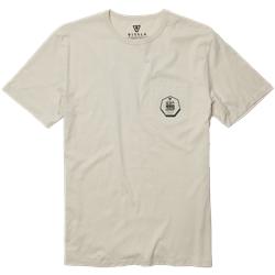 Vissla Backward Fin Beach Grit T-Shirt