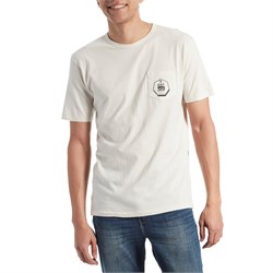 Vissla Backward Fin Beach Grit T-Shirt