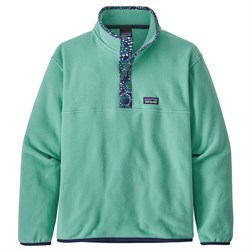 Patagonia Micro D Snap-T Fleece Pullover - Girls'