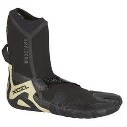 XCEL 3mm Drylock Split Toe Boots