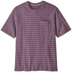 Patagonia Organic Cotton Midweight Pocket T-Shirt