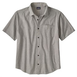 Patagonia Organic Cotton Slub Poplin Short-Sleeve Shirt