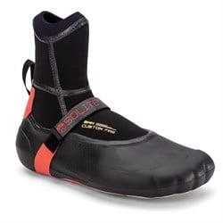 Solite 8mm Custom Fire Wetsuit Booties
