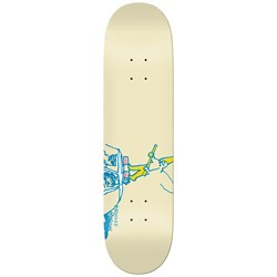Krooked Ronnie Ride Along 8.5 Skateboard Deck