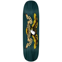 Anti Hero Shaped Eagle Overspray Blue Meanie 8.75 Skateboard Deck