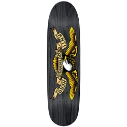 Anti Hero Shaped Eagle Overspray Black Widow 8.5 Skateboard Deck