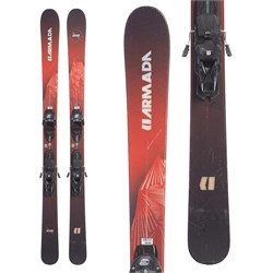 Armada Invictus 95 Skis ​+ Warden MNC 11 Ski Bindings  - Used