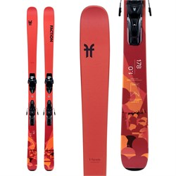 Faction Chapter 1.0 Skis ​+ Warden MNC 11 Bindings