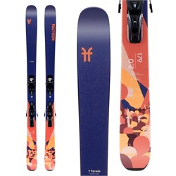 Faction Chapter 2.0 Skis ​+ Warden MNC 11 Bindings 2020