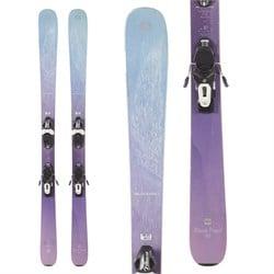 Blizzard Black Pearl 88 Skis + Tyrolia SLR 9.0 Bindings - Women's  - Used