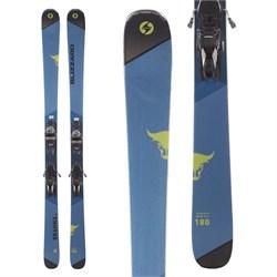 Blizzard Brahma CA SP Skis + Marker TCx 11 Bindings  - Used