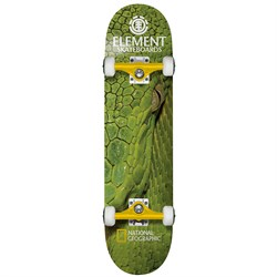 Element Nat Geo Snake 7.75 Skateboard Complete