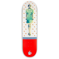 Habitat Twin Peaks Shelly 8.25 Skateboard Deck