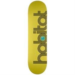 Habitat Ellipse 8.125 Skateboard Deck