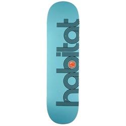 Habitat Ellipse 8.5 Skateboard Deck
