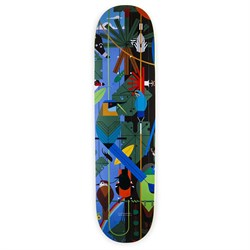 Habitat Harper Montverde Series 8.0 Skateboard Deck