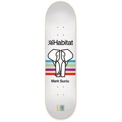 Habitat Suciu Quartus Series 8.25 Skateboard Deck