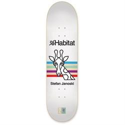 Habitat Janoski Quartus Series 8.125 Skateboard Deck