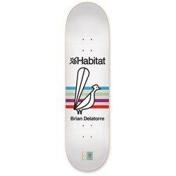 Habitat Delatorre Quartus Series 7.875 Skateboard Deck