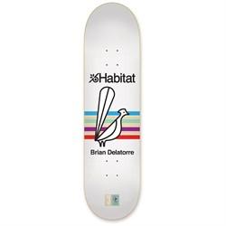 Habitat Delatorre Quartus Series 7.875 Skateboard Deck
