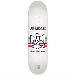 Habitat Matthews Quartus Series 8.375 Skateboard Deck