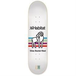 Habitat Silas Quartus Series 8.5 Skateboard Deck