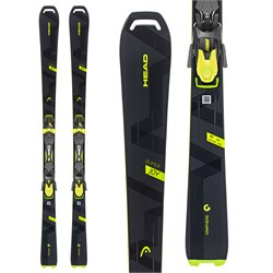 Head Super Joy Skis ​+ Joy 11 SLR GW Bindings - Women's