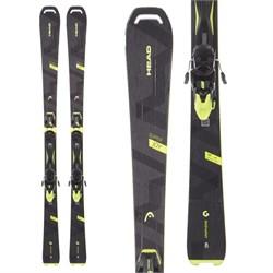 Head Super Joy Skis + Joy 11 SLR GW Demo Bindings - Women's  - Used