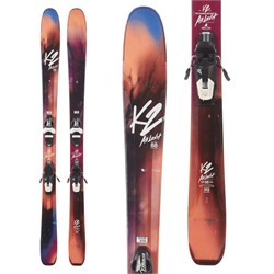 K2 AlLUVit 88 Skis ​+ Tyrolia SLR 9 Demo Bindings - Women's  - Used