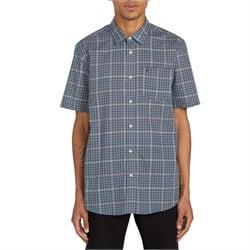 Volcom Kelso Plaid Short-Sleeve Shirt