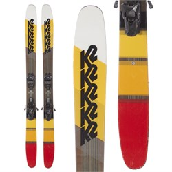 K2 Marksman Skis ​+ Tyrolia Attack² 13 AT Demo Bindings  - Used