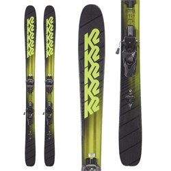 K2 Pinnacle 95 skis ​+ Tyrolia Attack² 13 AT Demo Bindings  - Used