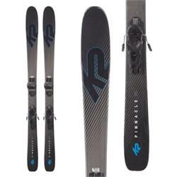 K2 Pinnacle 88 Ti Skis + Tyrolia Attack² 11 Demo Bindings  - Used