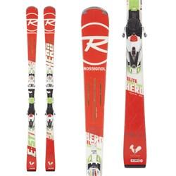 Rossignol Hero Elite ST Ti Skis + SPX 12 Konect Dual WTR Bindings  - Used