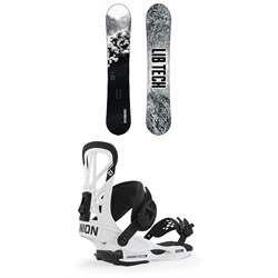 Lib Tech Cold Brew C2 Snowboard ​+ Union Flite Pro Snowboard Bindings 2020