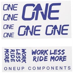 OneUp Components Bar Decal Sheet