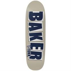Baker TF Brand Name Taupe 9.25 Skateboard Deck